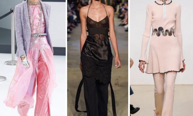 Rochie peste pantaloni – Cum sa le combini fara sa pari ridicola