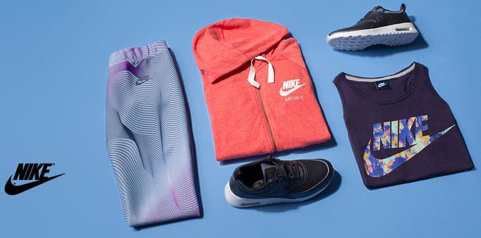 colectia Nike dearticole de sportswear