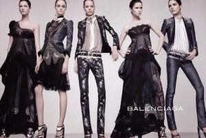 Balenciaga un nume sonor din lumea modei