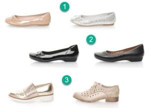 Pantofi dama fara toc eleganti – pantofi comozi pentru femei