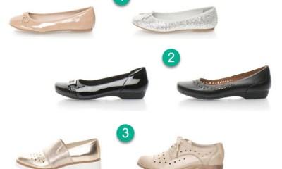 Pantofi dama fara toc eleganti vanzare online