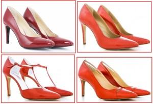 In ce tinute si combinatii purtam pantofii rosii! Cele mai frumose modele online