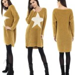 Modele de Rochii Tricotate de iarna in magazine online