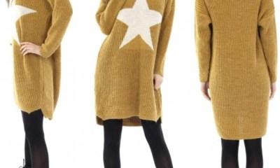 rochii tricotate online pentru toamna iarna