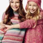 Colectia Haine Copii United Colors of Benetton iarna 2017