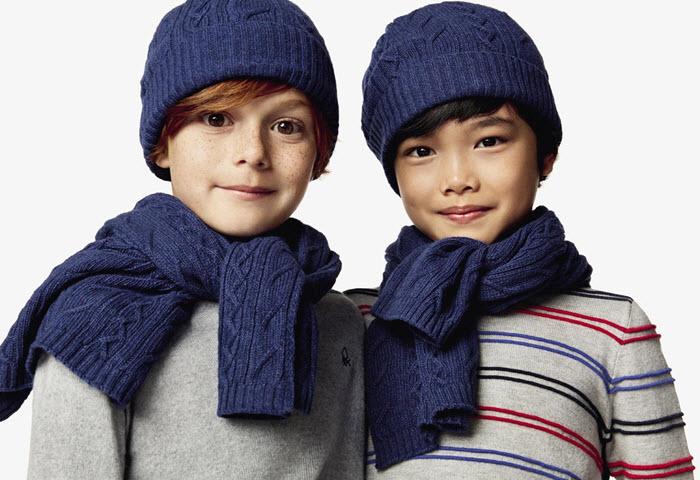haine groase iarna pulovere caciuli baiati united colors of benetton