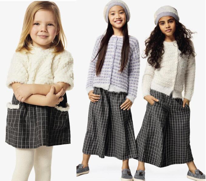 moda la copii iarna