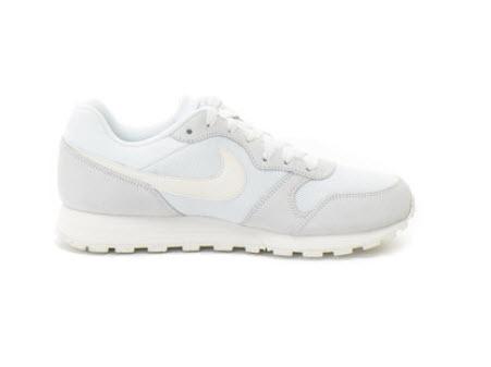 Pantofi sport cu insertii de piele intoarsa MD Runner Nike