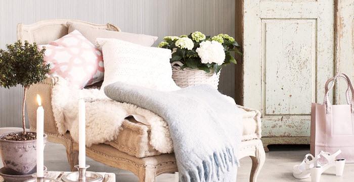 Stiluri in decorare - shabby chic - mobilier de vanzare