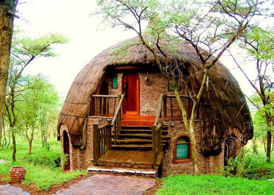 casa don din Africa de sud Tanzania