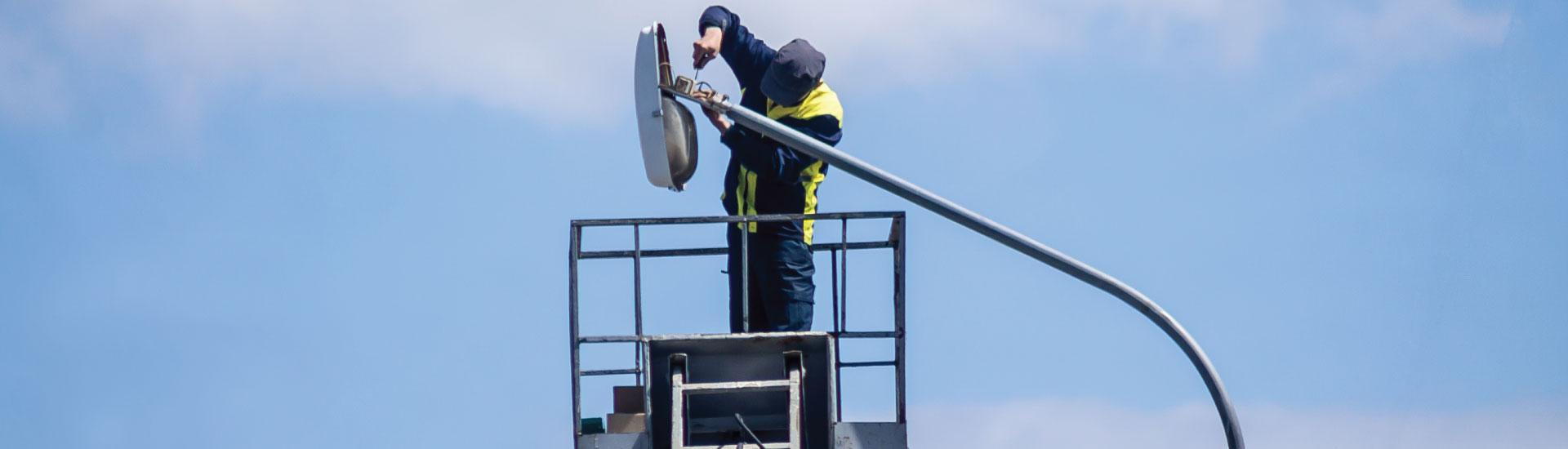 commercial lighting repair