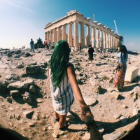 Lulu Meets World Professional Travel Beauty Fashion Blogger Athens Greece Travel Tips