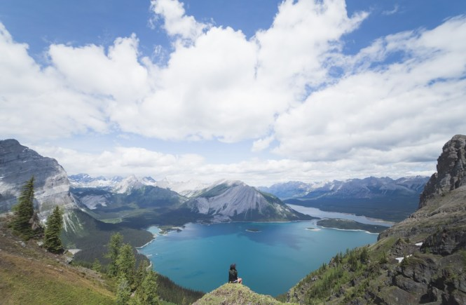 Kananaskis Hike Hiking Upper Lower Sarrail Ridge Explore Canada Travel Alberta Lulu Meets World Professional Travel Blogger