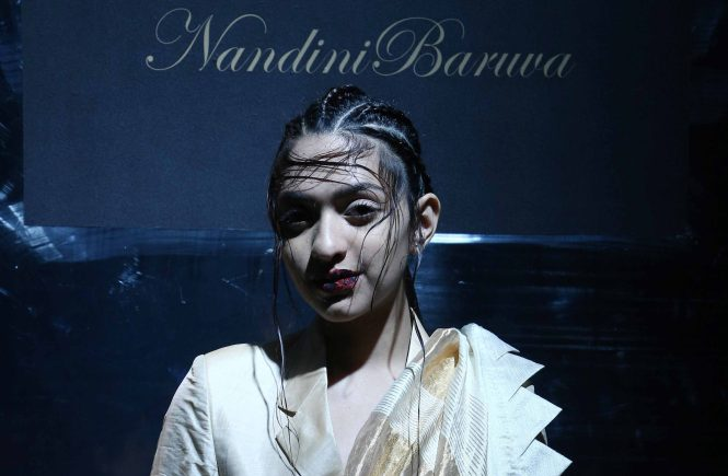 6DEGREE PRESENTS NANDINI BARUVA at LFW SR 17 (16) LULU MEETS WORLD by Lumen Beltran Travel Fashion Beauty Blogger Mumbai India Lakme Fashion Week