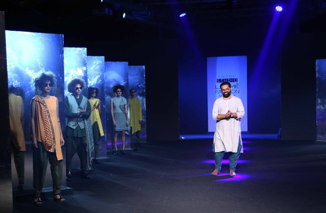 Lakme Fashion Week Fahd Khatri Tim-Bak-Too Collection Lulu Meets World LFW Travel Beauty Fashion Blog 6Degree Studio