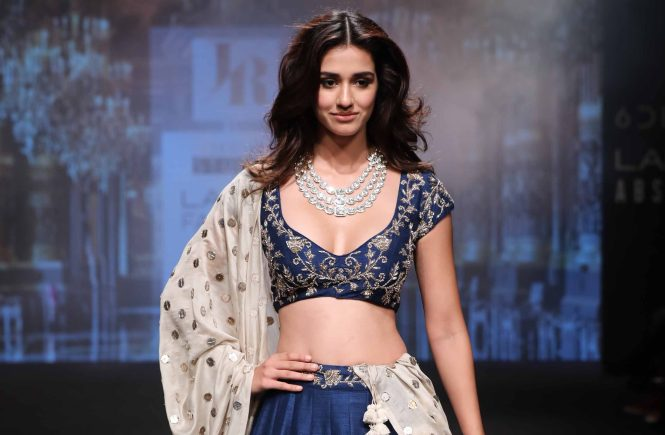 Disha Patani for Jayanti Reddy at LFW SR 17 Lakme Fashion Week Lulu Meets World by Lumen Beltran Travel Beauty Fashion Blog