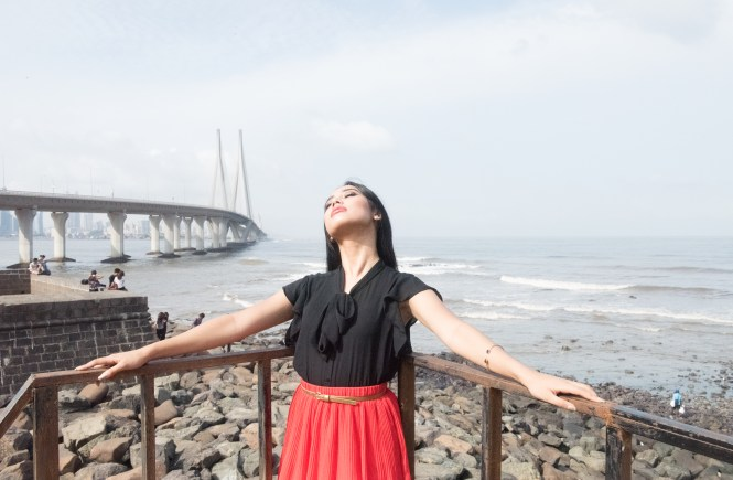 Bandra-Worli Sea Link Mumbai Bombay India Lulu Meets World Professional Travel Blogger Lumen Beltran