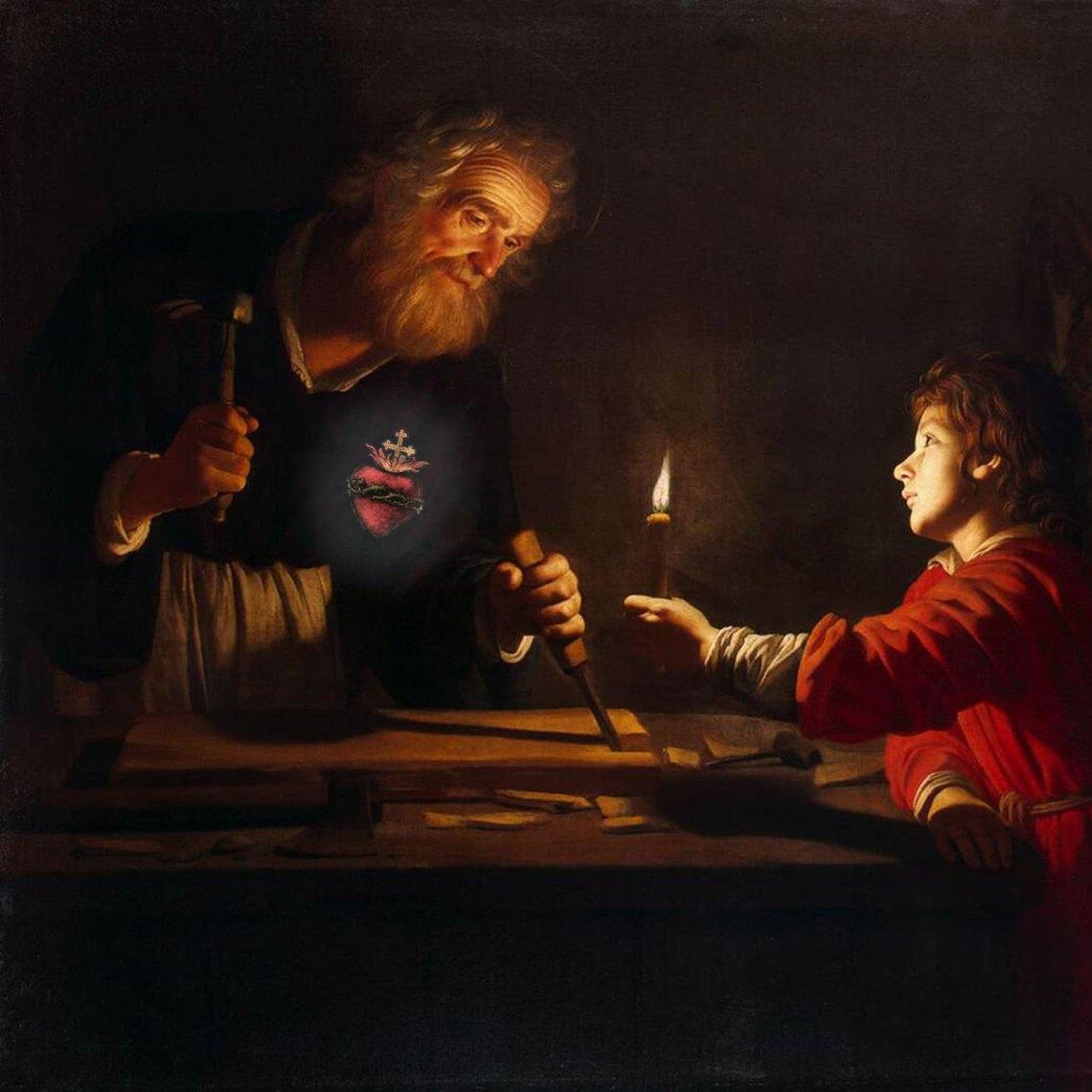 The Heart of St Joseph