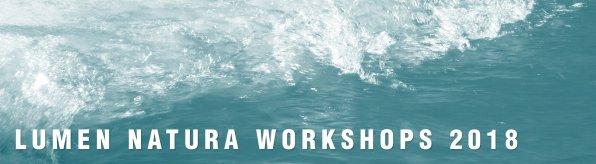 Lumen Natura Workshops 2018