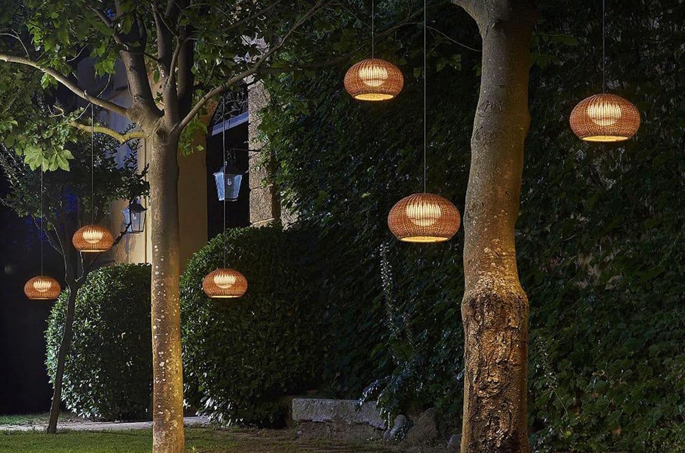 unique outdoor lighting ideas best