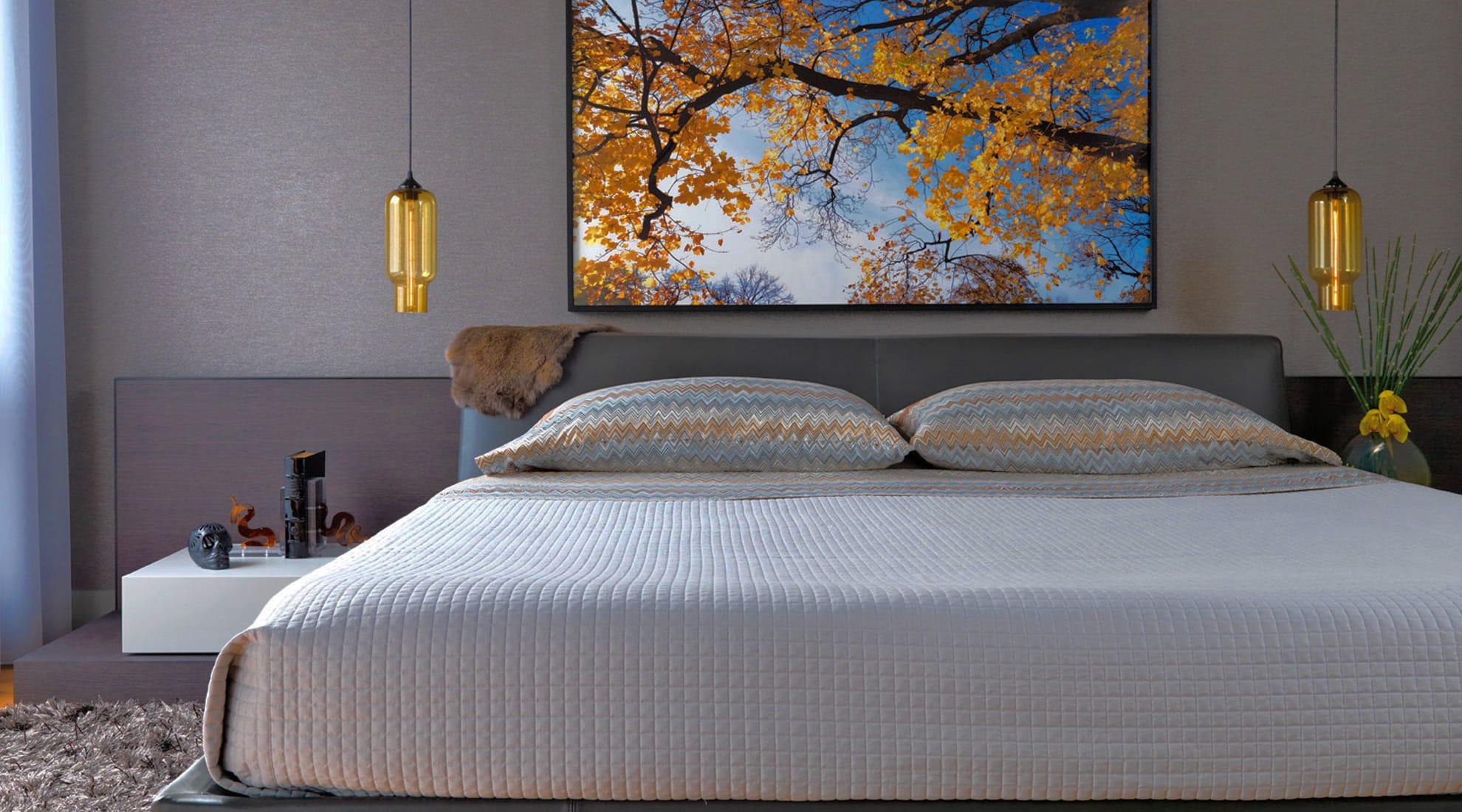 bedside pendant light ideas