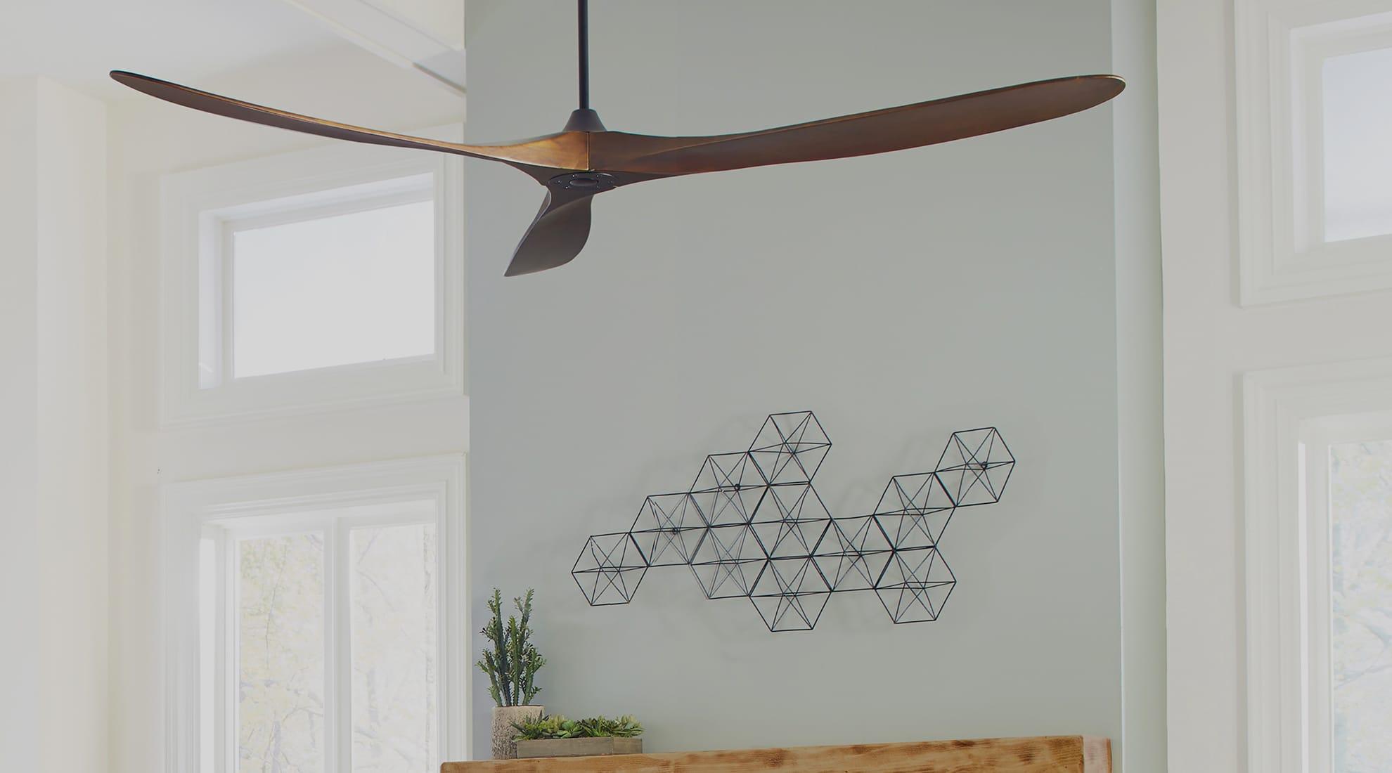 ceiling fan sizes ceiling fan size