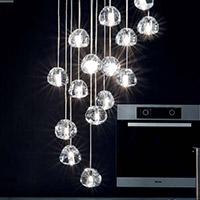Kitchen Lighting Multi Light Pendants