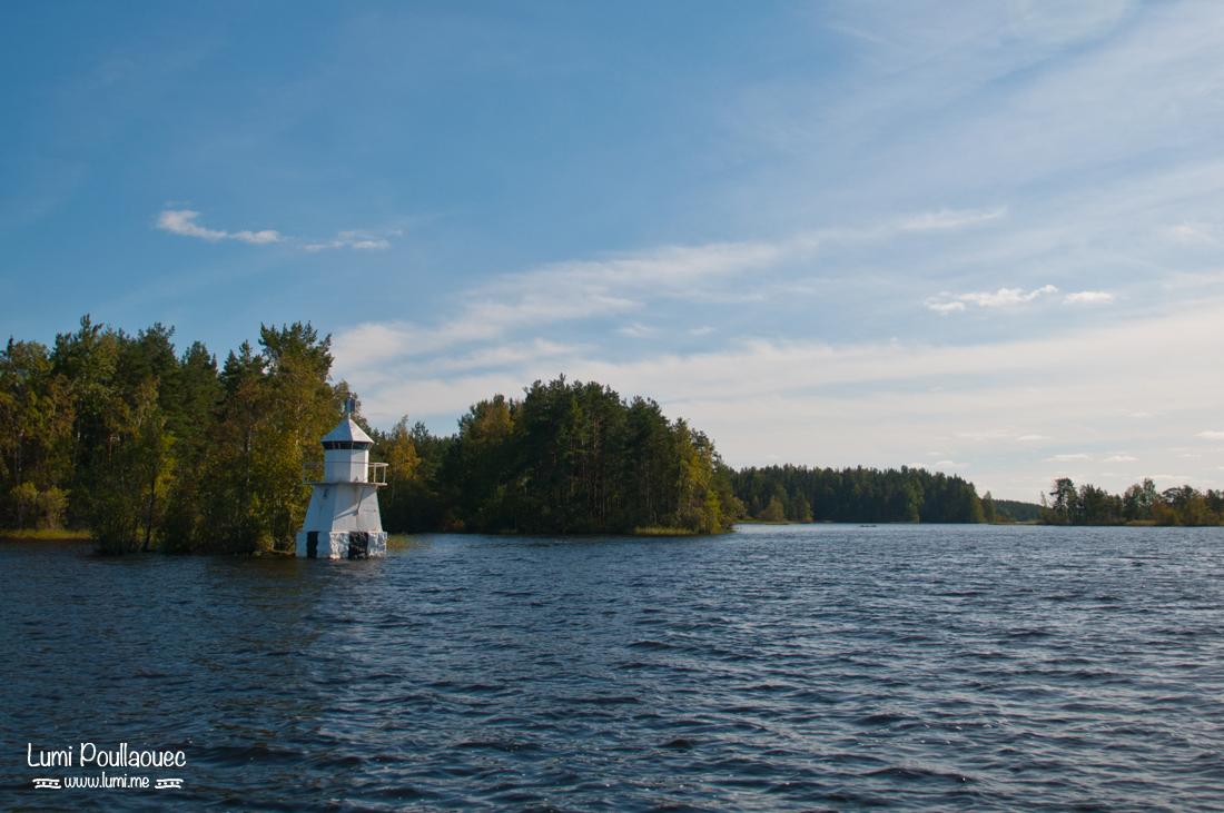 Une journée sur le lac Saimaa