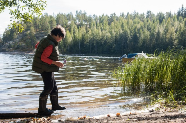 Tomi, Mon neveu autiste - enfant autiste -Photographie - reportage - Finlande
