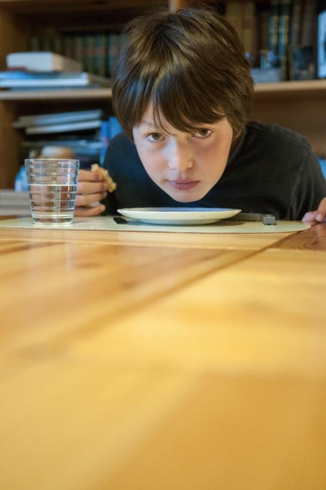 Tomi, Mon neveu autiste - enfant autiste -Photographie - reportage