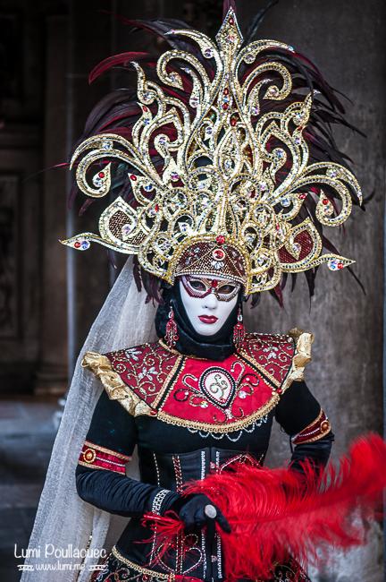 Venise - Italie - carnaval déguisement ruelles