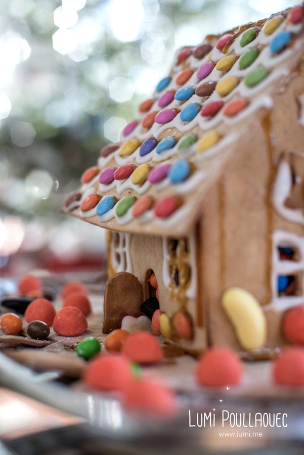 maison pain épices piparkakkutalo pâtisserie bonbons