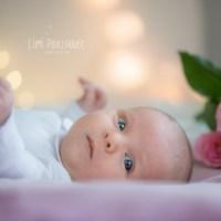 Les petites filles naissent dans les roses...