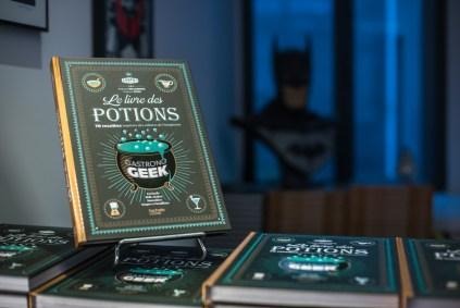 Soirée de lancement du Livre des Potions - 1
