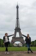 Noora & Katja à Paris - 3