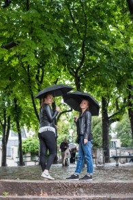 Noora & Katja à Paris - 27