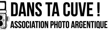 Logo Dans ta cuve! Association argentique