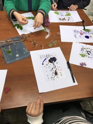 Atelier parents enfants cyanotype gratuit paris Eyrolles photographie
