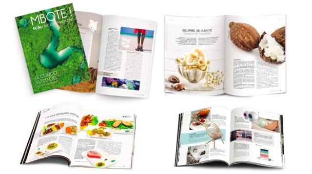 Magazine Mbote !