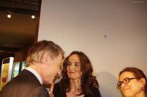 Vincent PEILLON, Julie BERTUCCELLI et Madame CERVONI
