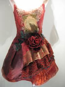 Une très belle robe courte