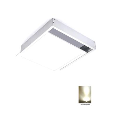 Dalle carre LED apparent extra plat 48W 59,5cm*59,5cm Lumière Naturelle (4000k)