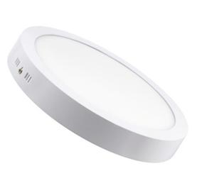 Spot LED Apparent 18W rond lumière blanche (6500k)