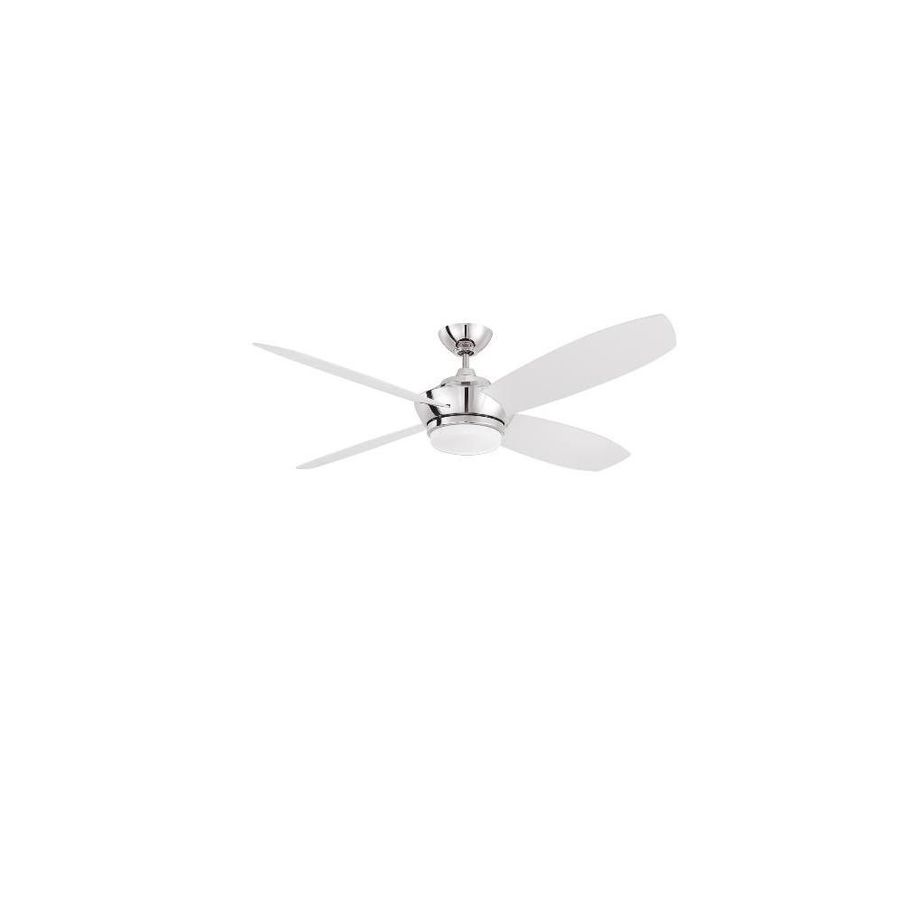 Ventilateur 52″Ø Nickel Satiné AC18652-SN