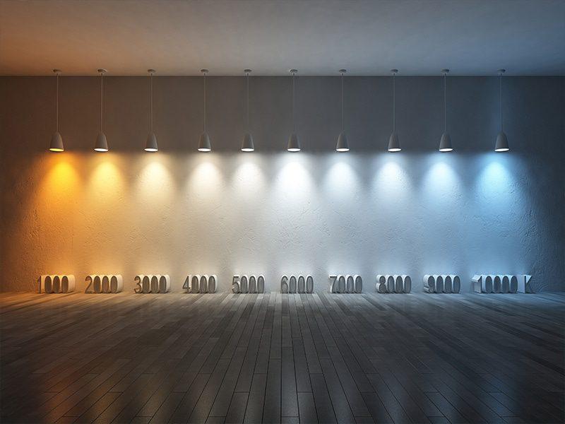Lumière: définition de sa couleur