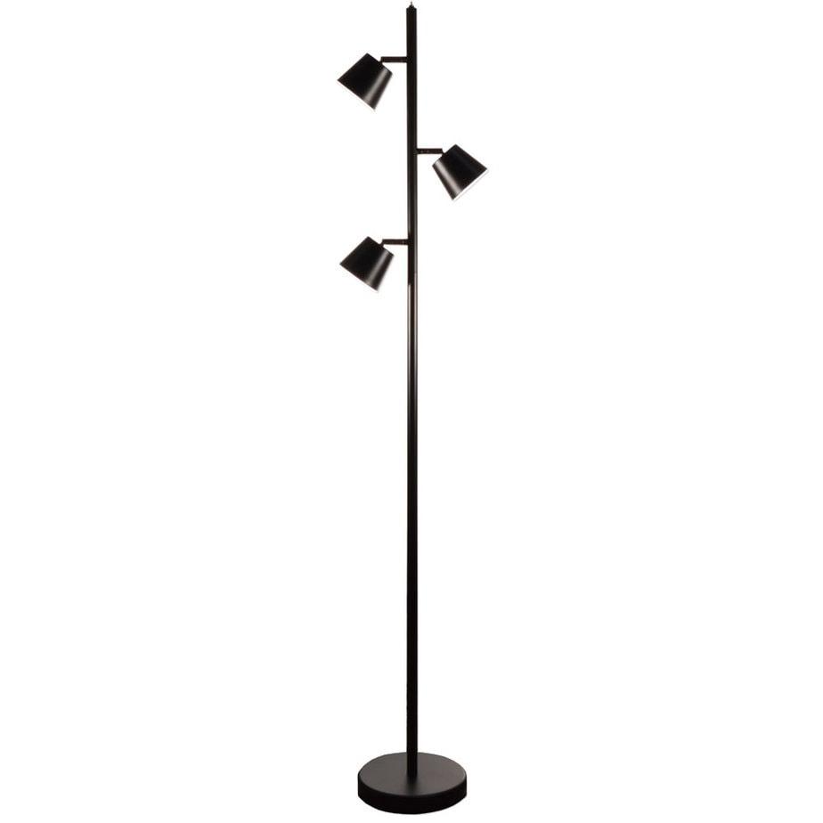 Lampe Sur Pied Dainolite Modern 625LEDF-BK