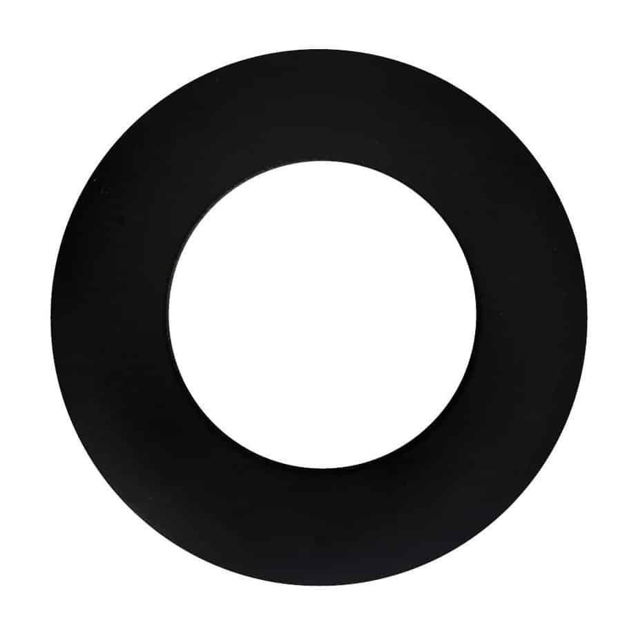 Finition Plate Standard 3″ Noir 66230