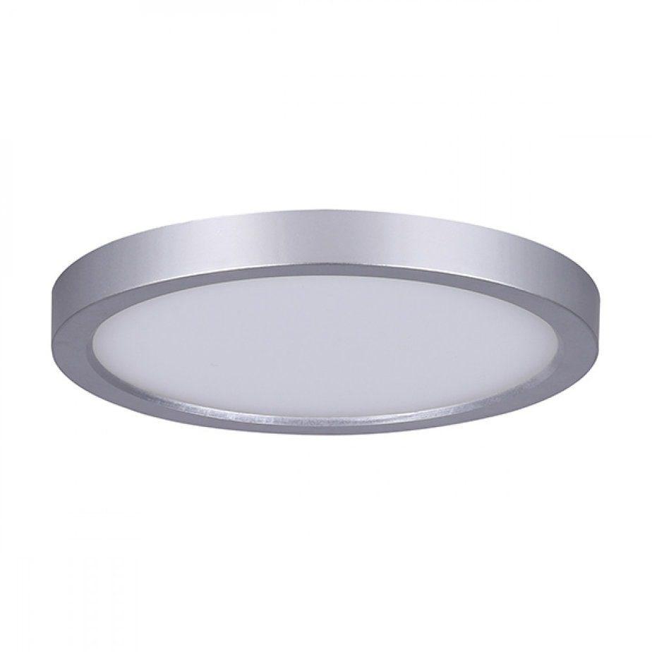 Plafonnier Canarm Nickel Brossé 30K LED-SM7DL-BN-C