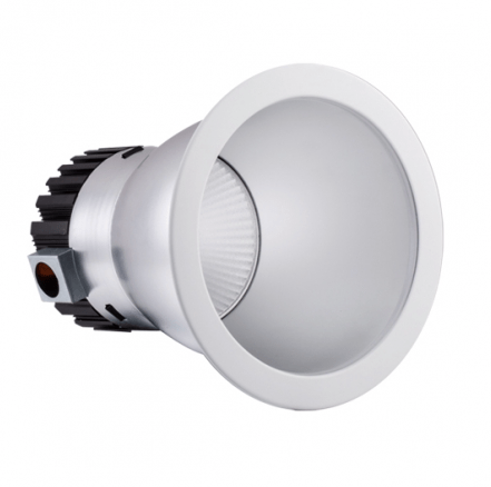 capture 3 C8 8inch commercial downlight