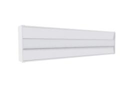 Encastré Panneau 1'X4′ TR14-DM-XXKE 120V à 277V
